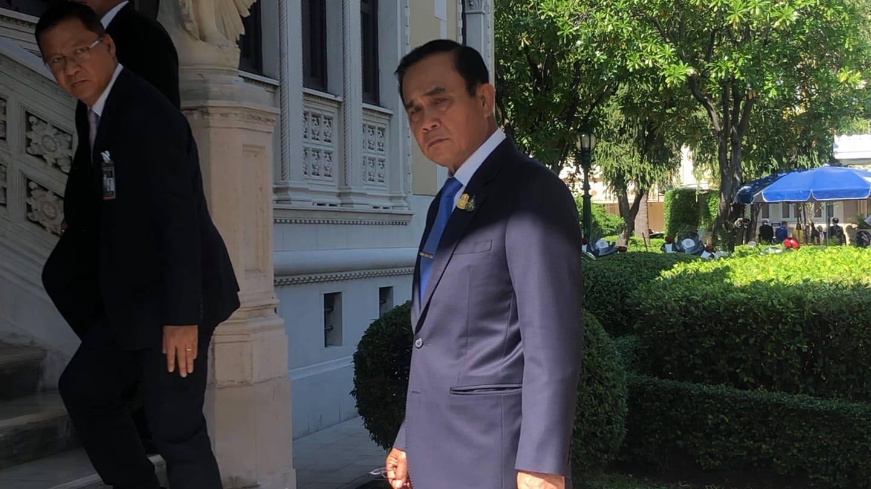 พล.อ.ประยุทธ์ จันทร์โอชา นายกรัฐมนตรี(แฟ้มภาพ)