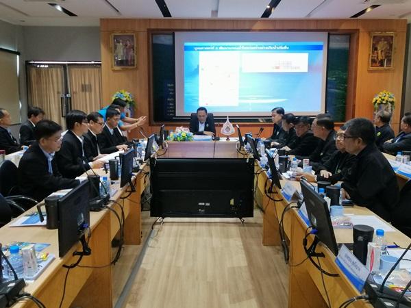 กรมชล ฯ เดินหน้าพัฒนาโครงข่ายน้ำภาคตะวันออก เตรียมรับการขยายตัวของทุกภาคส่วน