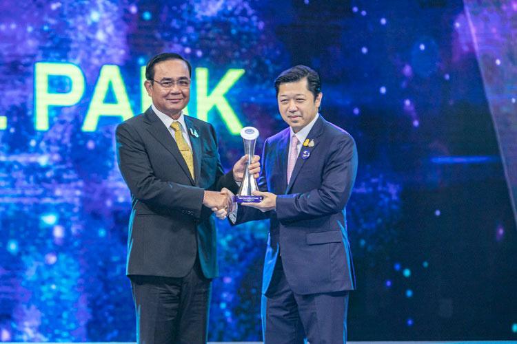 """องค์กรดิจิทัลแห่งปี…ทรู ดิจิทัล พาร์ค รับรางวัลเกียรติยศ """"PM Award 2019"""""""