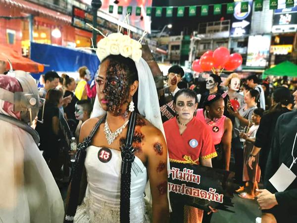 สมาคมผู้ประกอบธุรกิจถนนข้าวสารทุ่มงบจัดอีเวนต์ยิ่งใหญ่ KHAOSAN HALLOWEEN 2019 ดึงนักท่องเที่ยวช่วงเทศกาลฮาโลวีน