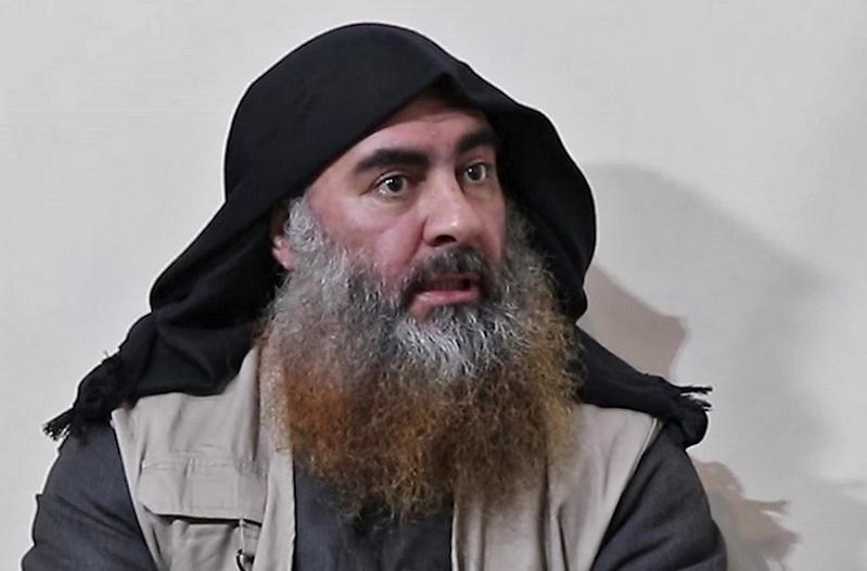 อบูบาการ์ อัล-บักดาดี ผู้นำสูงสุดของกลุ่มติดอาวุธรัฐอิสลาม (ไอเอส) ที่ถูกหน่วยรบพิเศษสหรัฐฯ บุกจู่โจมจนใช้ระเบิดฆ่าตัวตายปลิดชีพตนเองในซีเรีย