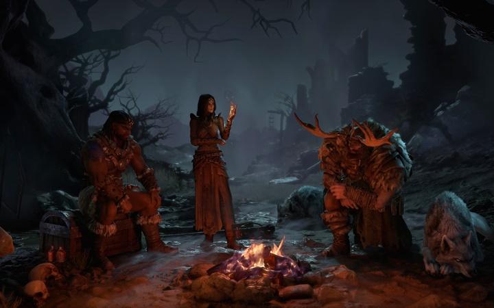 Diablo IV (ภาพจาก Blizzard Entertainment)