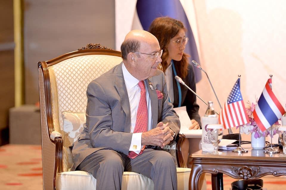 นายกฯ ถก สหรัฐ หนุนเอกชนลงทุนในไทย พร้อมขอให้ทบทวนเลิกGSPอีกรอบ