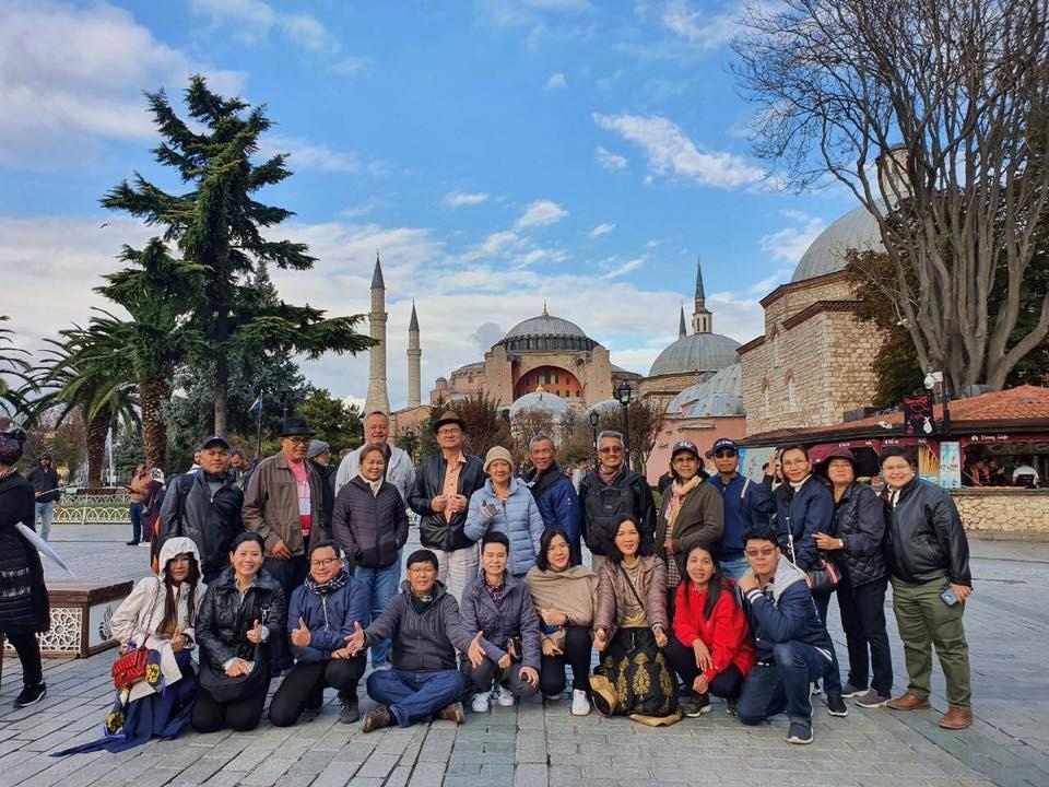 ตุรกี : ออตโตมานแห่งอดีต-มหาอาณาจักรที่คุมสามทวีป