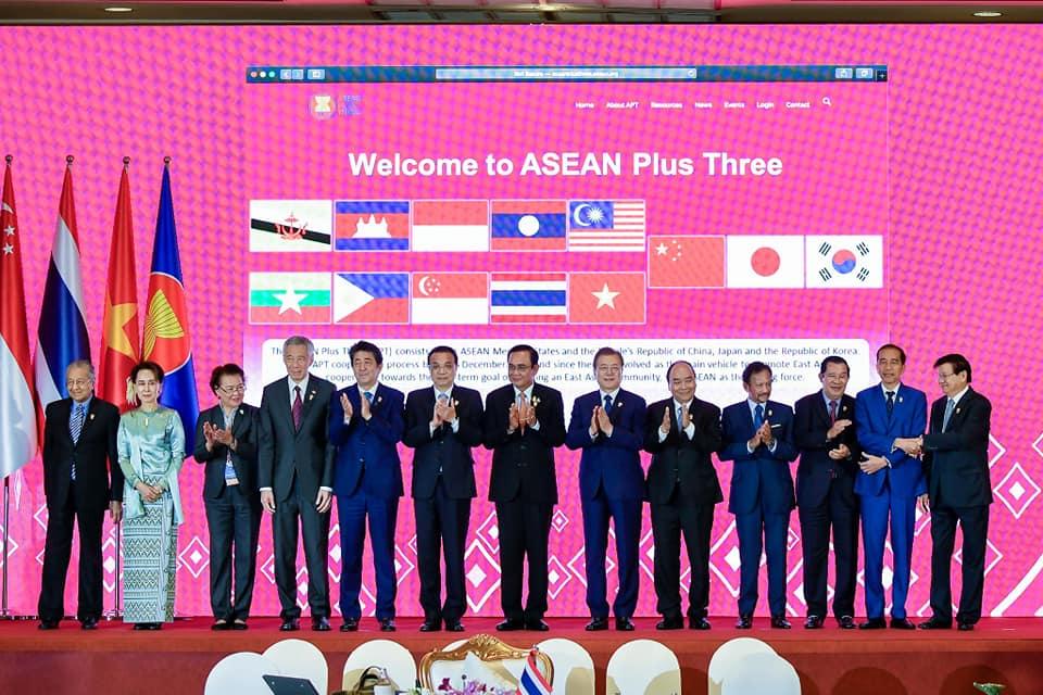 นายกฯ เปิดประชุมอาเซียนบวกสาม เสนอเชื่อมโยงยุทธศาสตร์ภูมิภาค-พัฒนายั่งยืนทุกมิติ