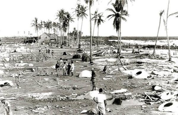 พฤศจิกายนอันตราย! เป็นช่วงพายุเข้าไทย ในตำนานแค่ ๒ ลูกคนตายเป็นพัน!!