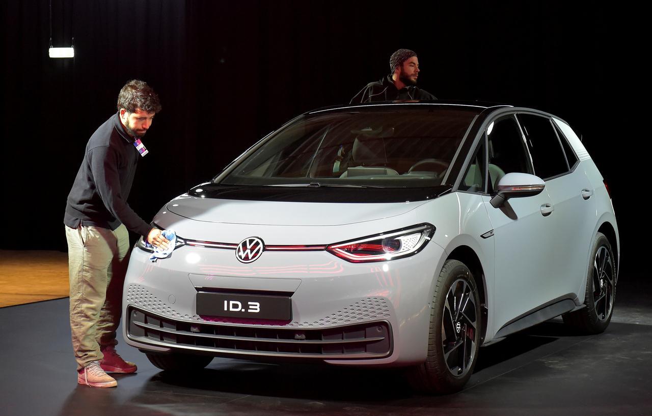 เยอรมนีเตรียมเพิ่มเงินอุดหนุนตามแผนส่งเสริมรถยนต์พลังงานไฟฟ้า
