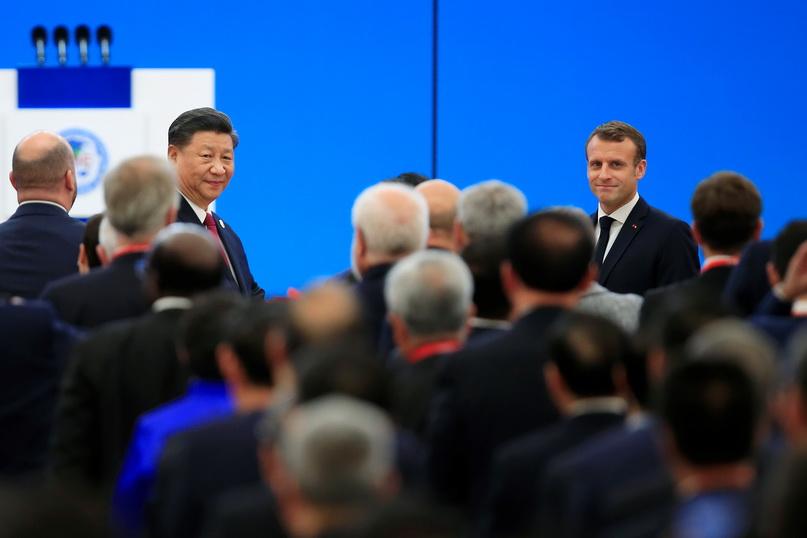 'ฝรั่งเศส-จีน' จ่อทำสัญญาระบุความตกลงปารีส 'ยกเลิกไม่ได้' หลังสหรัฐฯ เดินหน้าถอนตัว
