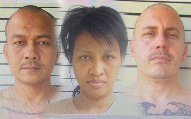 """ลือสะพัด! เจอรถที่ """"บ่อวิน"""" 3 นักโทษแหกห้องคุมขังแทง ตร.สาหัสกลางศาลพัทยา"""