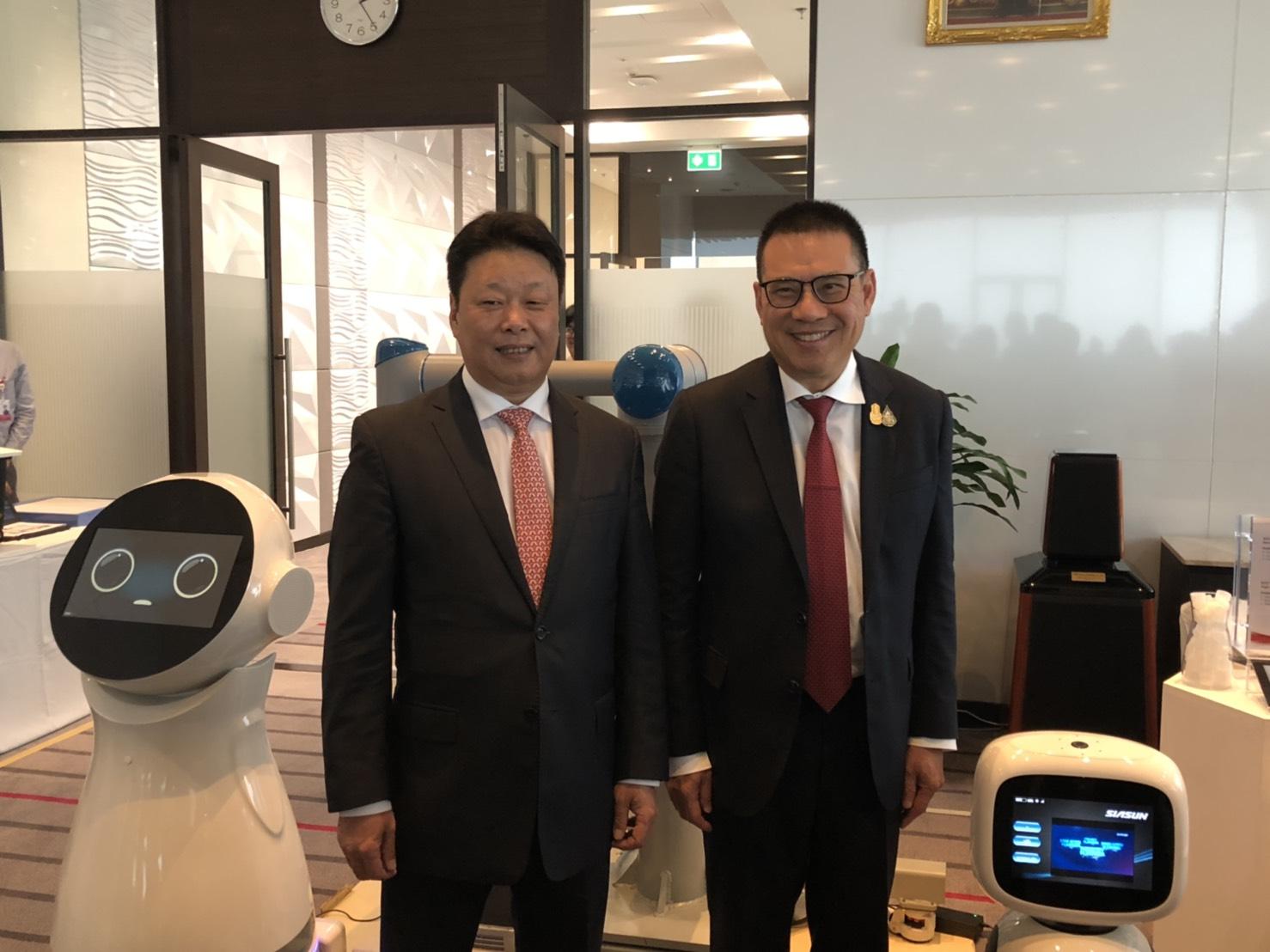 SCCผนึกสถาบันฯจีนพัฒนาเทคโนฯ-ตั้งศูนย์นวัตกรรม