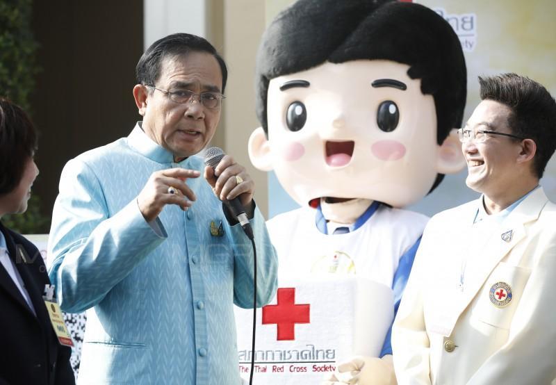"""""""บิ๊กตู่""""ปลุกไทยขึ้นเบอร์หนึ่งโลกทำธุรกิจง่าย ปลื้มไอเอ็มเอฟชมการเงินแข็งแกร่งเป็นประเทศเจ้าหนี้แล้ว"""