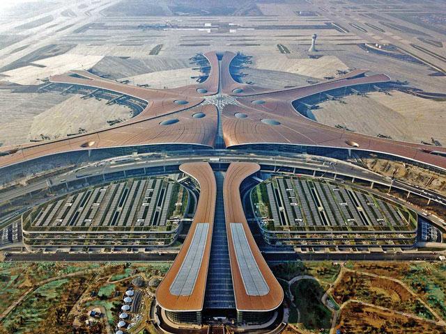 จีนเตรียมสร้างสนามบินเพิ่มอีก 200 แห่ง ใน 15 ปี