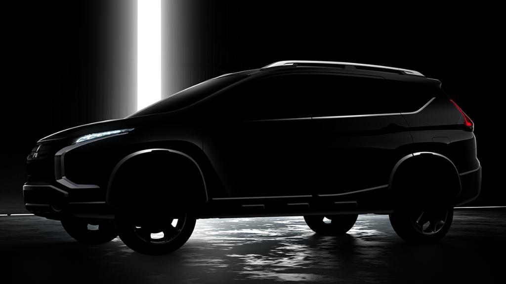 นับถอยหลังมิตซูบิชิ เปิดตัว Mini-SUV ใหม่ พื้นฐานเดียวกับ XPander