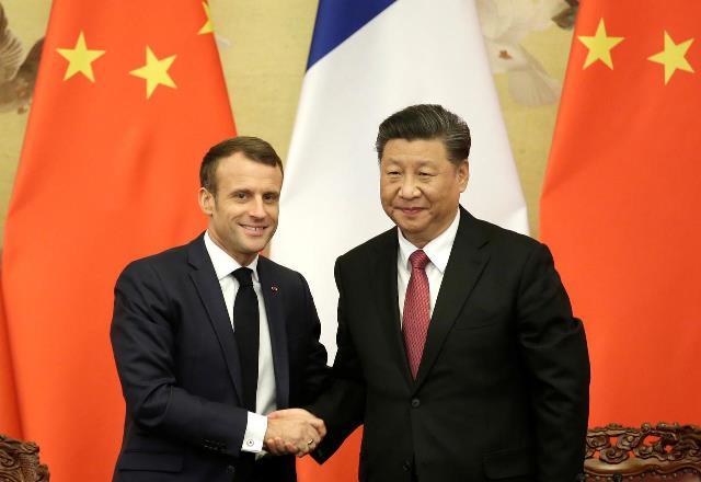 """""""จีน-ฝรั่งเศส"""" ยืนยันหนุนข้อตกลงโลกร้อนปารีส ย้ำย้อนกลับไม่ได้แล้ว"""