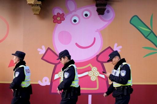 ตำรวจจีน 10 นายจะเดินทางไปยังอิตาลีเพื่อร่วมลาดตระเวนช่วยเหลือนักท่องเที่ยวจีนในอิตาลี (แฟ้มภาพเอเอฟพี)