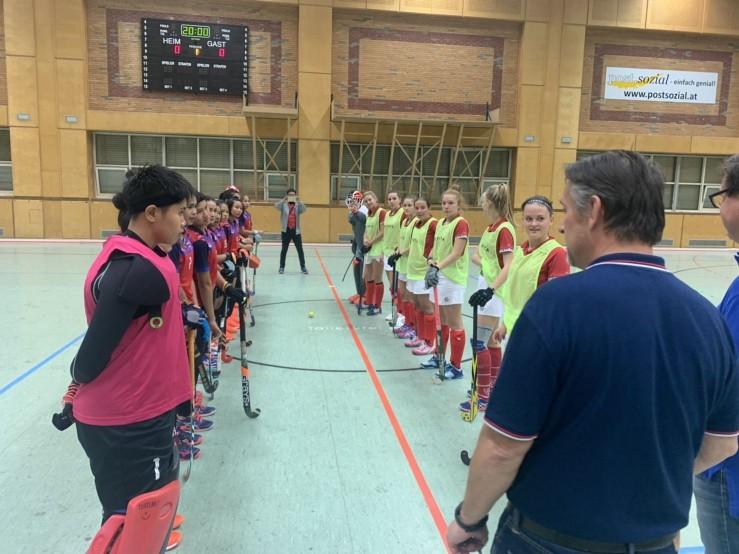ฮอกกี้ชุบตัวออสเตรีย ทีมหญิง ลั่นป้องแชมป์ซีเกมส์