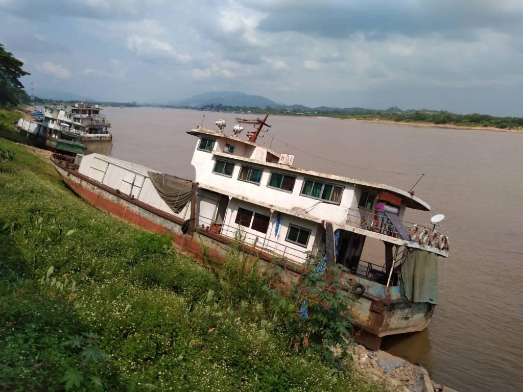 ส่อเป็นเรื่อง!น้ำโขงลดฮวบเรือค้างตลิ่ง ชี้จีนลดปล่อยน้ำลุยบึ้มแก่ง-จ่อสร้างเขื่อนใหม่ใกล้ไทยสุด