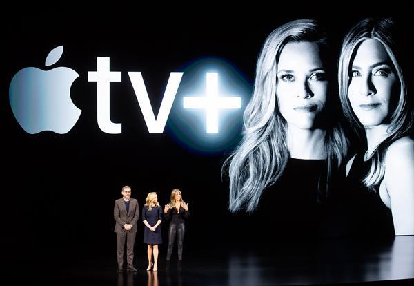 ตลาดสตรีมมิ่งยิ่งร้อนแรง หลังแอปเปิล ทีวี+ เริ่มให้บริการเมื่อวันที่ 1 พฤศจิกายน ตัดหน้าสตูดิโอยักษ์ใหญ่ดิสนีย์ไม่กี่วัน