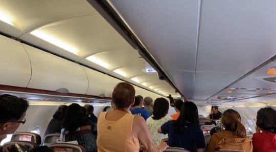 สตช.แจงเหตุนทท.ต่างชาติ เปิดประตูฉุกเฉินเครื่องบินผิด พ.ร.บ.การเดินอากาศ