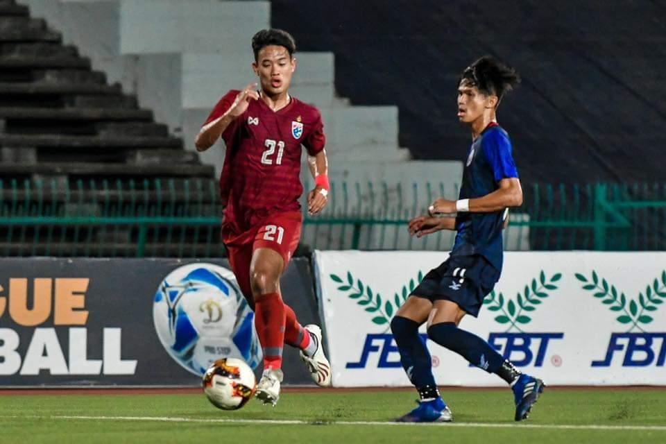 U19 ไร้ ศุภณัฏฐ์! พ่าย กัมพูชา 1-2 รอบคัดเลือกเอเชีย นัด 3