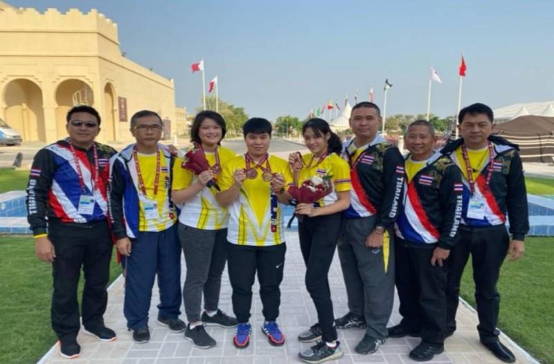 ยิงปืนคว้าตั๋วโอลิมปิกเพิ่มให้ทัพไทย