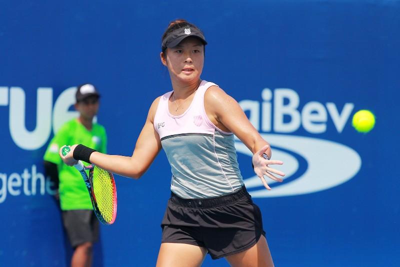ยูดิซ หว่อง ฉง นักเทนนิสจากฮ่องกง