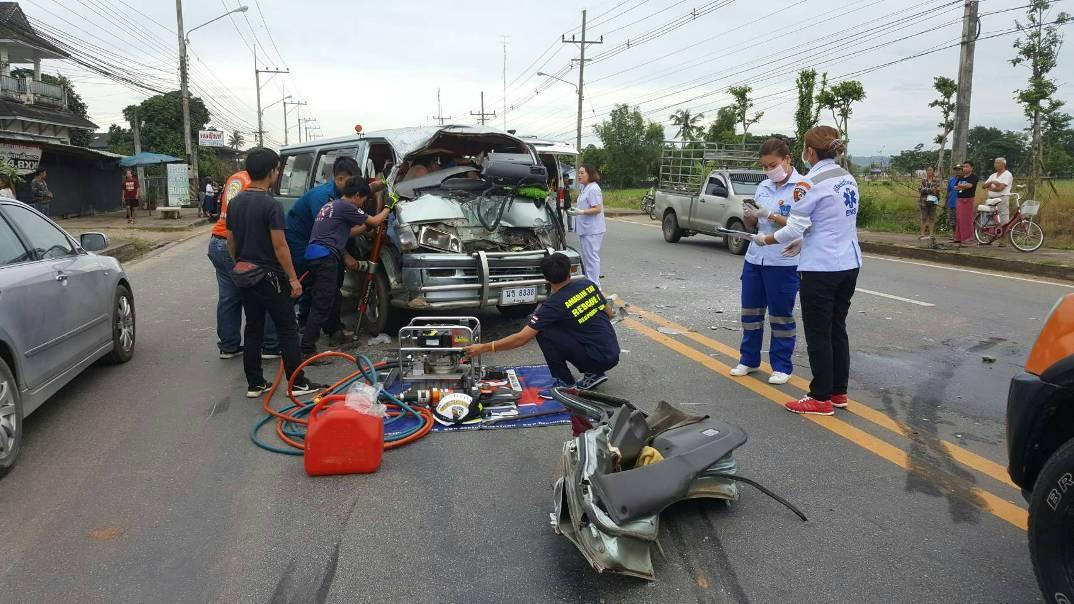คนเดินเท้าตายสูงกว่าคนขับ เผย 4 ปี อุบัติเหตุเจ็บ 2.65 แสน ค่ารักษากว่า 6 ล้าน