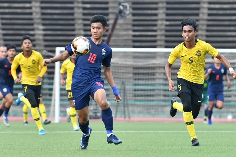 ศุภณัฏฐ์ แบกไม่ไหว! U19 พ่ายมาเลเซีย 0-1 ตกรอบชิงแชมป์เอเชีย
