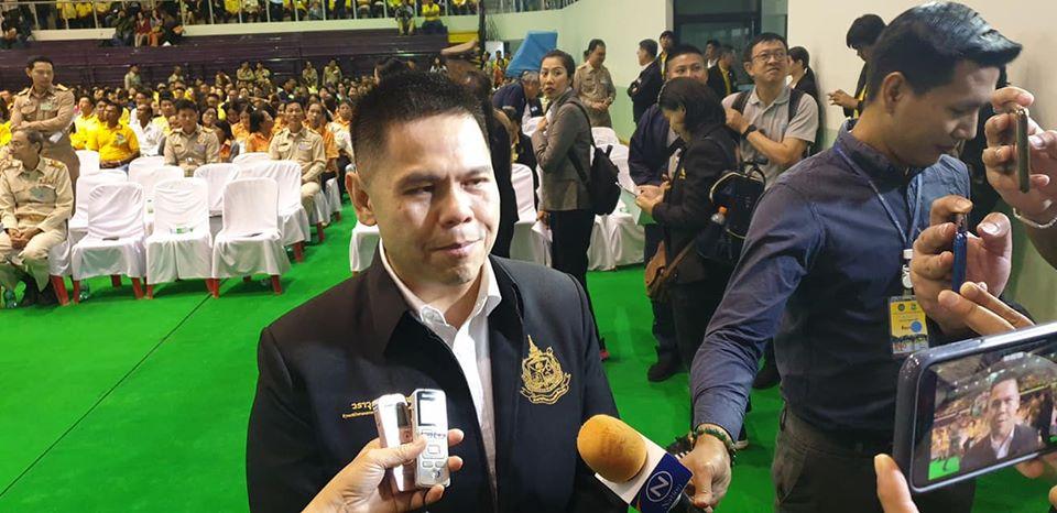 """""""วราวุธ"""" ปลุกคนไทยร่วมรณรงค์ใช้กระทงวัสดุธรรมชาติ ลดปัญหาขยะในแม่น้ำ"""