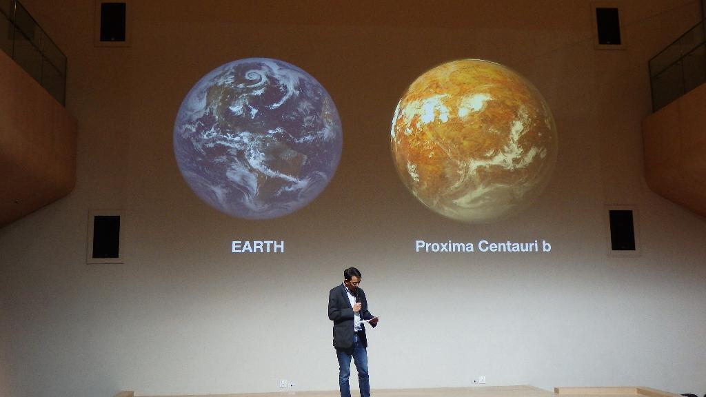 ดาวเคราะห์พร็อกซิมา เซนทอรี บี (Proxima Centauri B) ดาวเคราะห์ที่มีลักษณะคล้ายโลกมากที่สุด อยู่ห่างออกไปแค่ 4 ปีแสง