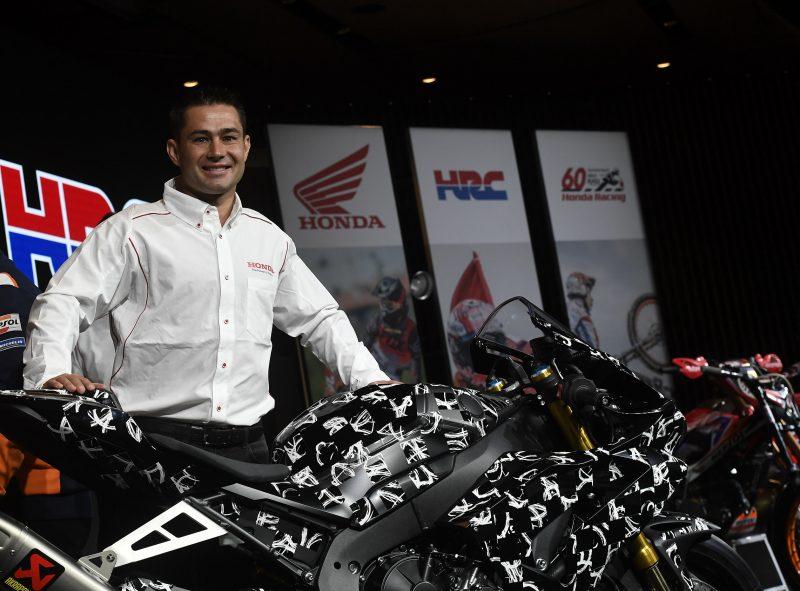 ลีออน ฮาสลัม นักแข่งใหม่ของ HRC