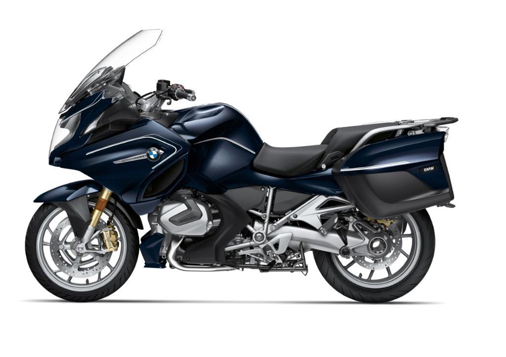 R 1250 RT Option 719 style ใหม่ สีน้ำเงิน Blue planet metallic/Ivory ราคา 1,520,000 บาท