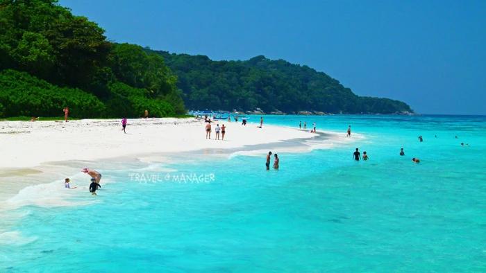 เกาะตาชัย แหล่งท่องเที่ยวน้องใหม่มาแรงจนได้รับการยกให้เป็นดังสวรรค์แห่งใหม่ในอันดามัน