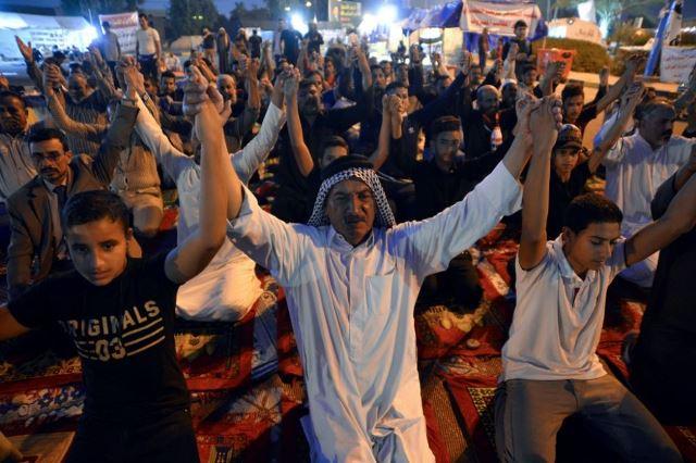 """สหรัฐฯ จี้อิรักจัด """"เลือกตั้งล่วงหน้า"""" เพื่อยุติการทำร้ายผู้ประท้วง"""