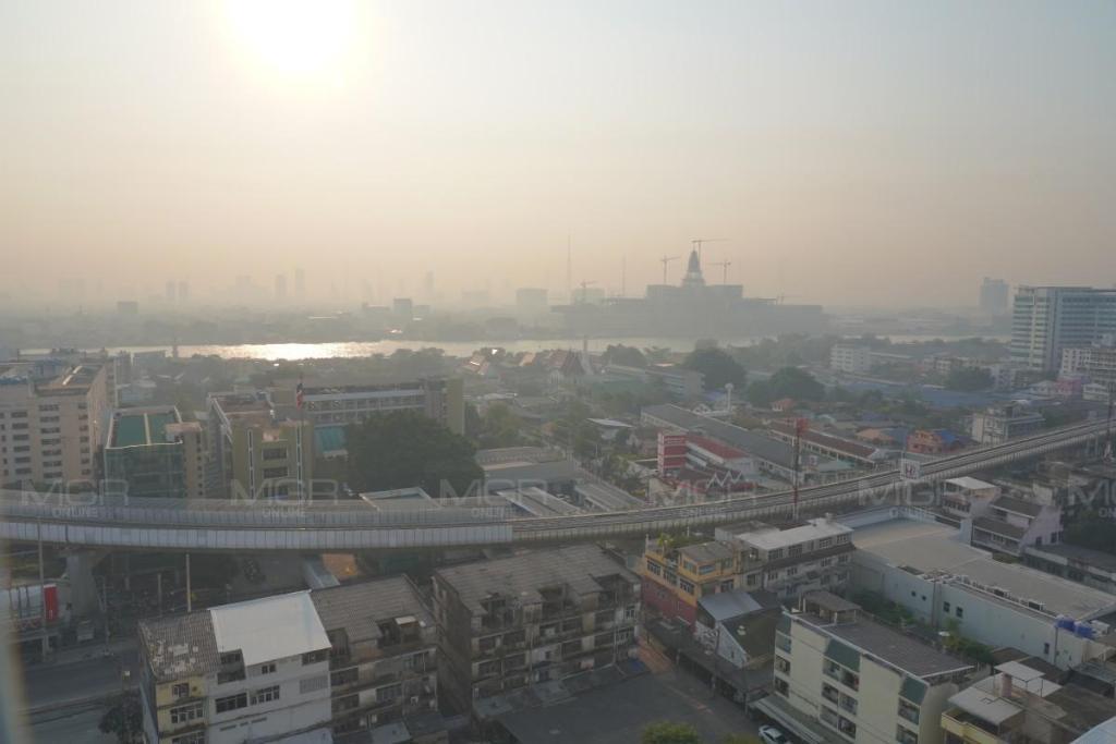 อากาศจม ลมสงบ! กทม.-ปริมณฑล ฝุ่นละออง PM2.5 เริ่มมีผลกระทบต่อสุขภาพเกินมาตรฐาน 26 สถานี