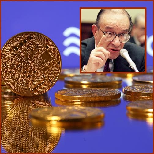 """In Clips :""""อลัน กรีนสแปน"""" ออกมาเตือนธนาคารกลางทุกชาติ """"ไม่จำเป็นต้องออกเงินดิจิทัล"""""""