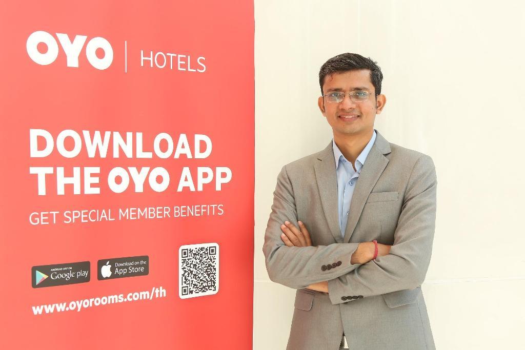 OYOบิ๊กเชนโรงแรมอินเดียบุกไทย