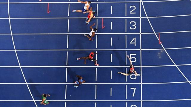 วิ่งผลัดผสม 4X400 เมตร กับ Commando Mission ลุยโอลิมปิค 2020 / กษิติ กมลนาวิน ราชวังสัน