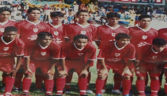 ฟีร์มีโน กับสโมสร CRB หรือ Clube de Regatas Brasil