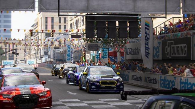 Google Stadia โชว์เหนือจุรถ 40 คันในเกมเรซซิ่ง