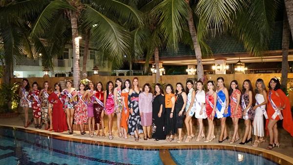 เปิดตัว 19 สาวงามไม่โสด เตรียมชิงมงกุฎ Mrs. Elegant Thailand 2019