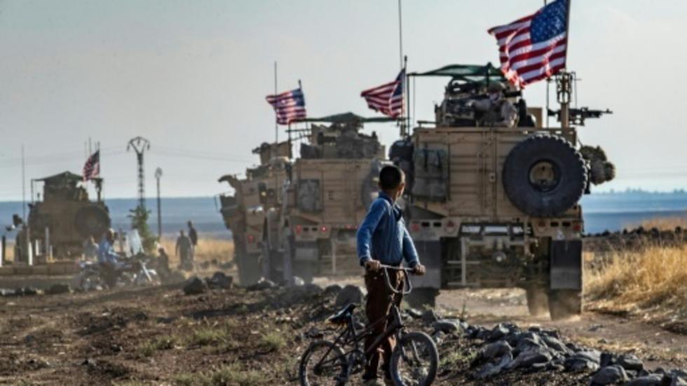 บอสเพนตากอนเผย! สหรัฐฯ จะคงทหารราว 600 คนไว้ในซีเรีย