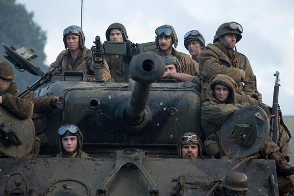 """""""โมโนแมกซ์"""" นำเสนอเรื่องจริงจากสงครามโลก!!ผ่านภาพยนตร์แอ็คชั่นยิ่งใหญ่ """"Fury วันปฐพีเดือด"""""""