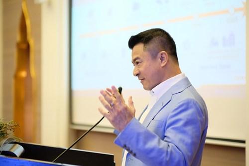 """""""เศรษฐพงค์"""" วาด """"อนาคตสาธารณสุขไทย""""   ชู """"5G""""ลดเหลื่อมล้ำ-ให้ปชช.รักษาทั่ว"""
