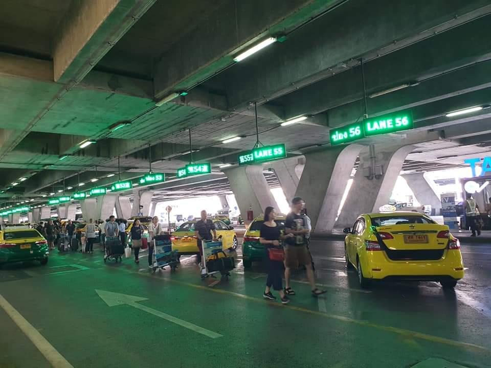 สุวรรณภูมิ เร่งติดตั้งเครื่อง Kiosk แท็กซี่ เพิ่มความสะดวก