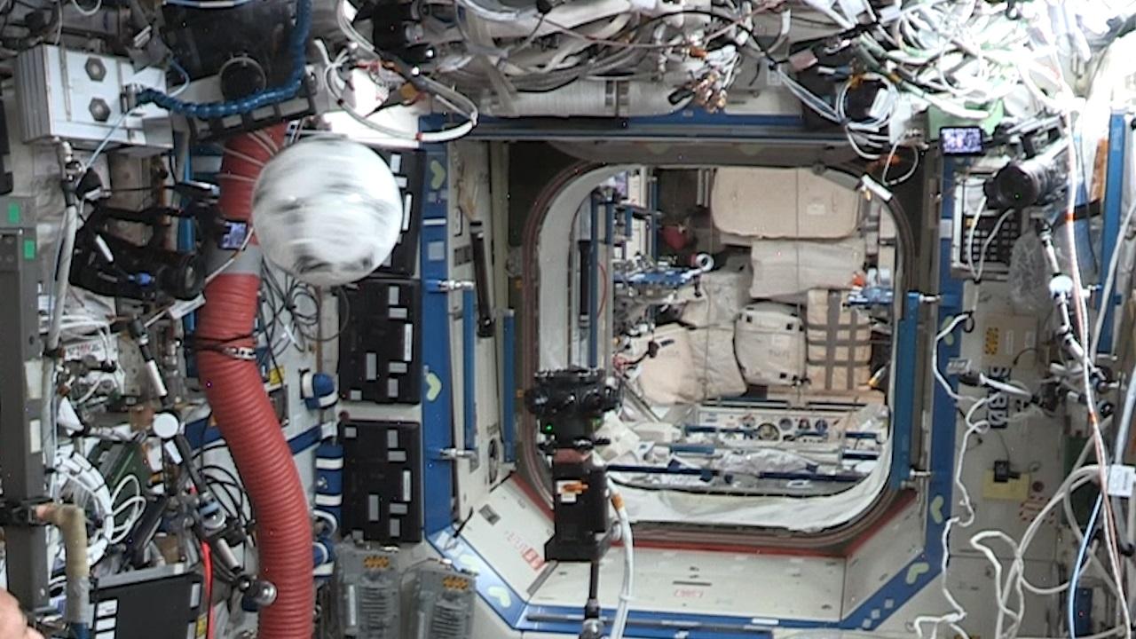 """""""อาดิดาส"""" จับมือสถานีอวกาศสหรัฐ พัฒนานวัตกรรมกีฬาไร้ขีดจำกัด"""