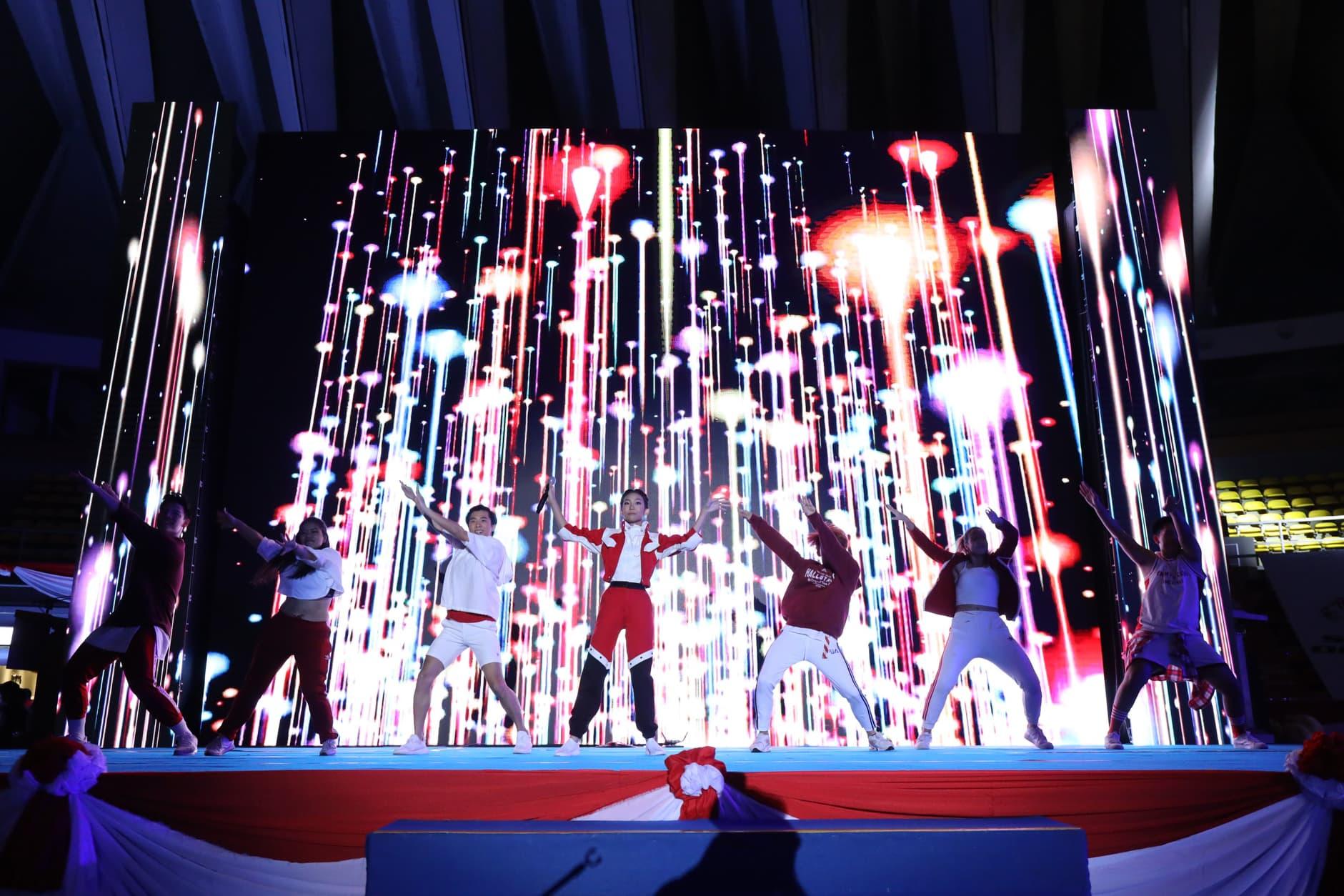 เปิดยิ่งใหญ่ สเปเชียลโอลิมปิคแบดมินตันครั้งแรกในเอเซียฯ