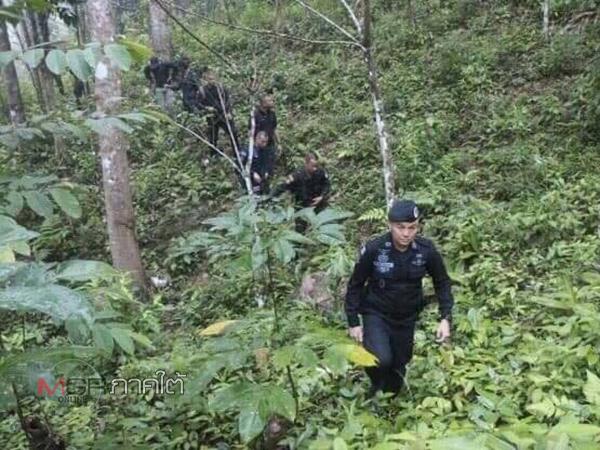 เปิดแผนยุทธการเทือกเขาตะเว! ทหาร-ตร.นราธิวาสสนธิกำลังบุกค้นหาแหล่งกบดานโจรใต้