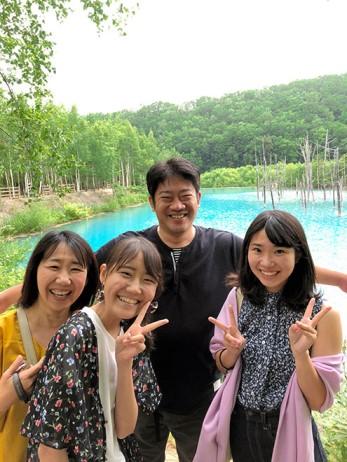 """""""ซากุระที่ปลิดปลิว""""...สาวน้อยญี่ปุ่นสู้โรคร้ายด้วยใจสุข"""