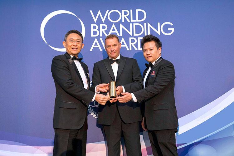 """ทรูออนไลน์ รับรางวัล """"สุดยอดแบรนด์ของโลกแห่งปี 2019"""" รายเดียวในไทย"""